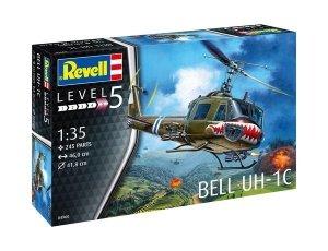 Revell 04960 Bell UH-1C 1:35