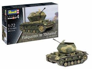 Revell 03286 Flakpanzer III Ostwind 3 1/72