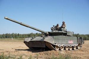 Trumpeter 09587 Russian T-80BVM MBT 1/35