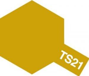 Tamiya TS21 Gold (85021)
