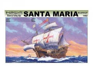 Aoshima 04318 SANTA MARIA 1/350