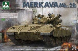Takom 2080 Merkava Mk.2 1/35