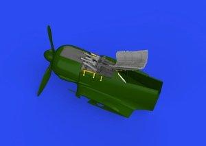 Eduard 648649 Fw 190F-8 fuselage guns EDUARD 1/48