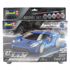 Revell 67678 EASY-CLICK Ford GT 2017 Model Set (1:24)