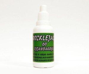 Wamod OD26 Rozklejacz -Debonder-do klejów CA 20ml