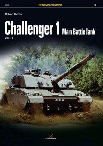 Kagero 0009 Challenger 1 Main Battle Tank EN