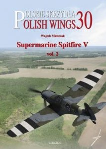 Stratus 49302 Polish Wings No. 30 Supermarine Spitfire V Vol. 2