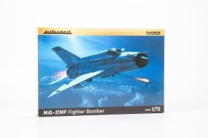 Eduard 70142 MiG-21MF Fighter-Bomber Re-edition 1/72