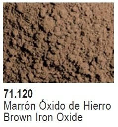 Vallejo 73120 Brown Iron Oxide
