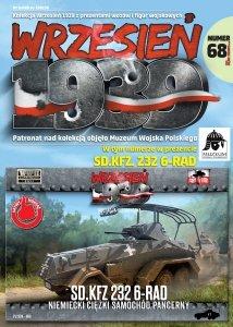 First to Fight PL068 SD.KFZ 232 6-RAD Niemiecki Ciężki Samochód Pancerny 1/72