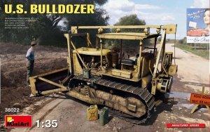 MiniArt 38022 U.S. BULLDOZER (1/35)