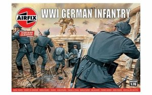 Airfix 00726V WWI German Infantry 1/76