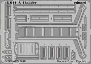 Eduard 48644 A-4 ladder 1/48 Hasegawa