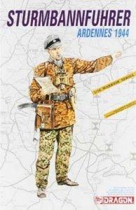 Dragon 1602 STURMBANNFUHRER Ardennes 1944 (1:16)
