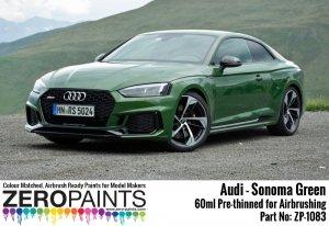 Zero Paints ZP-1083 Audi RS - Sonoma Green Paint 60ml