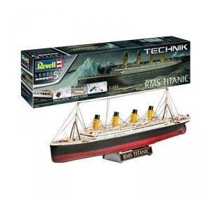 Revell 00458 RMS Titanic Technik 1/400