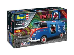 Revell 05672 VW T1 The Who - Gift Set 1/24