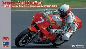 Hasegawa 21722 Yamaha YZR 500 (0WA8) 1989 All Japan Road Race Championship GP500 (UCC) 1/12
