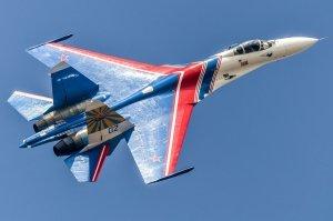 Hobby Boss 81776 Su-27 Flanker B Russian Knights 1/48