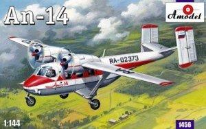 A-Model 01456 Antonov An-14 Pchelka (Little Bee) 1:144