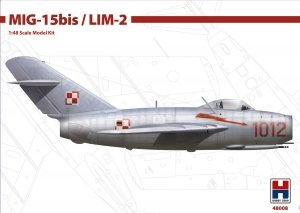 Hobby 2000 48008 MIG-15bis / LIM-2 1/48