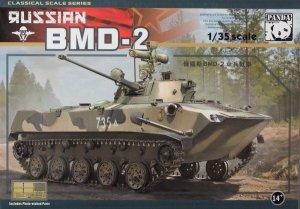 Panda Hobby 35009 Russian BMD-2 (1:35)