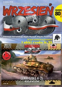 First to Fight PL080 lekki czołg H-35 1/72