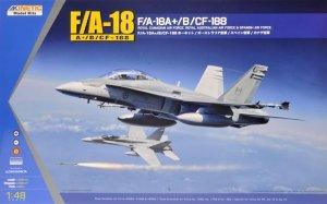 Kinetic K48030 F/A-18A+/B / CF-188 1/48