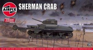Airfix 02320V Sherman Crab 1/76
