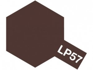 Tamiya 82157 LP-57 Red Brown 2 10ml