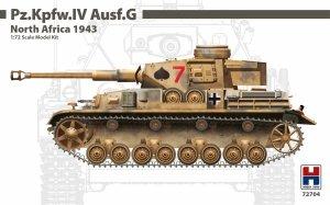 Hobby 2000 72704 Pz.Kpfw.IV Ausf.G North Africa 1943 – DRAGON  + CARTOGRAF1/72