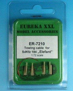 Eureka XXL ER-7210 Sd.Kfz. 184 Elefant 1:72