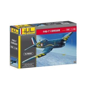 Heller 80415 Corsair F4U-7 1/48