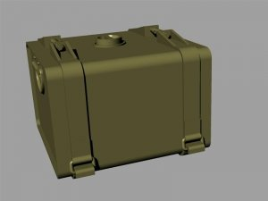 Panzer Art RE35-146 Fuel drums for Soviet KW-1/2 tanks (Early Pattern) 1/35