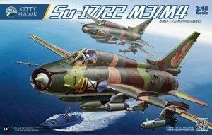 Kitty Hawk 80144 Su-17/22 M3/M4 1/48