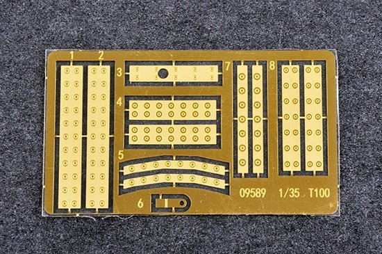 Trumpeter 09589 Su-100Y Self-Propelled Gun 1/35