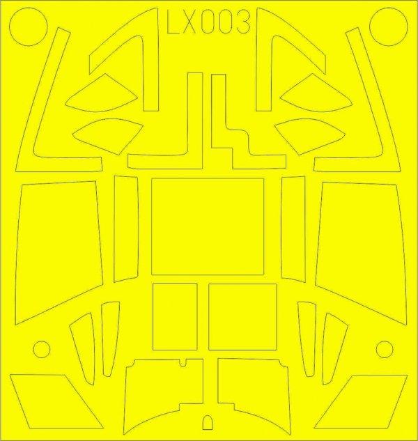 Eduard LX003 Mosquito FB Mk. VI AIRFIX 1/24
