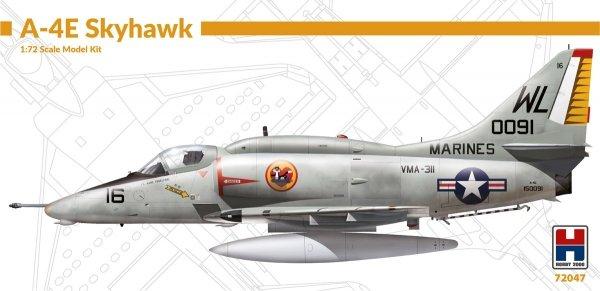 Hobby 2000 72047 A-4E Skyhawk 1/72
