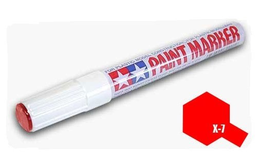 Tamiya 89007 X-7 Red Paint Marker