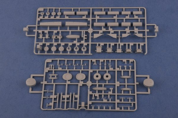Hobby Boss 86505 French Navy Pre-Dreadnought Battleship Condorcet 1/350