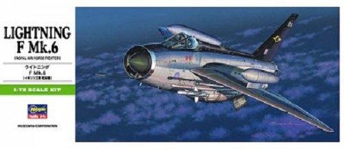 Hasegawa B15 Lightning F Mk.6 (1:72)