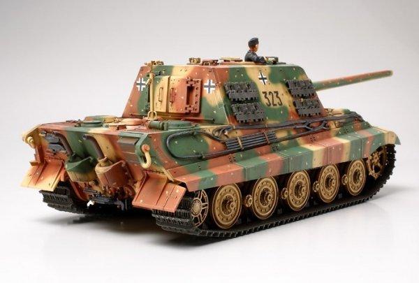 Tamiya 35295 German Heavy Tank Destroyer Jagdtiger Early Production (1:35)