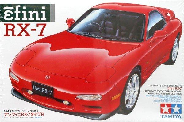 Tamiya 24110 Mazda Efini RX-7 (1:24)