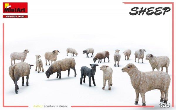 MiniArt 38042 SHEEP 1/35