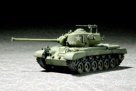 Trumpeter 07288 US M46 Patton Medium Tank (1:72)