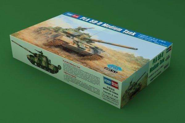 Hobby Boss 84541 PLA Type-59-D Medium Tank 1/35