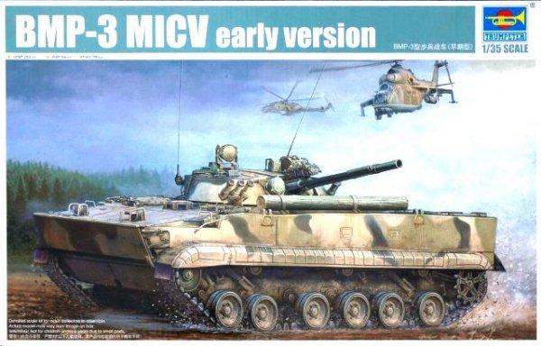 Trumpeter 00364 BMP-3 MICV early version (1:35)