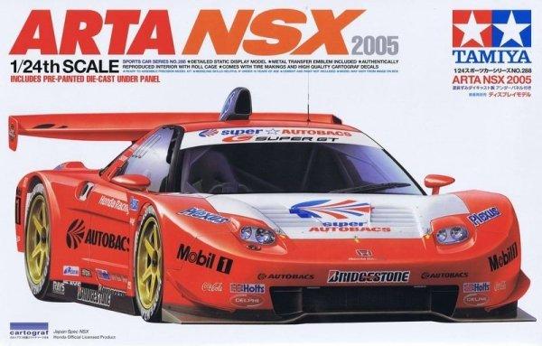 Tamiya 24288 ARTA NSX 2005 (1:24)