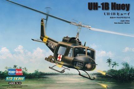 Hobby Boss 87228 UH-1B Huey (1:72)