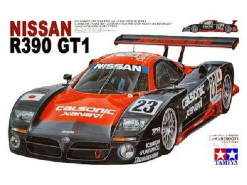 Tamiya 24192  Nissan R390 GT1 (1:24)